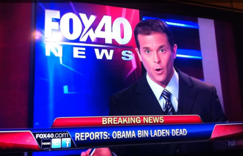 Could Osama Bin Laden 39 s Death. news of in Laden#39;s death.